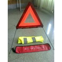 Car warning triangle for parking, JD5098kit-1 road safety products warning triangle for sale