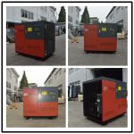 Air Cooling Industrial Screw Air Compressors 45KW 60HP for Spraying Equipment for sale