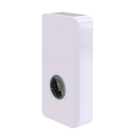China Energy Saving Small 88 Cfm Wall Mounted ERV System for sale