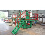 900r/Min Rotary Speed Oilfield Service Equipment Cutting Dryer High Performance