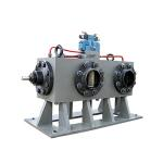 Horizontal / Vertical Turbine Control Valve For Pressure Regulating Dn250-1300 for sale