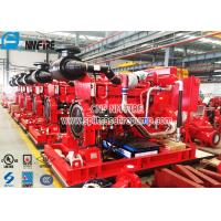 China NFPA 20 Standard Cummins Diesel Engine For Fire Pump Set Firefighting Use for sale