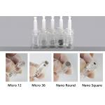 Single Package Tattoo Needle Cartridge Microneeding For Dr Pen M7 / A1 Nano Needle Cartridge for sale