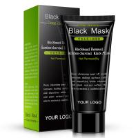 Professional Bamboo Charcoal Blackhead Remover Purifying Peel Off Mask for sale