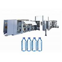 China Automatic Combiblock / Combibloc / Combi Bottle Filling And Capping Machine Long Life for sale