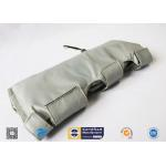 China Electric Heating Insulation Jacket Removable And Reusable Insualtion Cover for sale