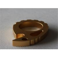 China Al6063 T5/ AL6061 T6 Anodised Surface Gold plating Extruded Aluminum Framing Bottle Opener for sale
