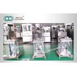 China Small Rotary DP12 Single Punch Tablet Machine , Single Tablet Punching Machine for sale