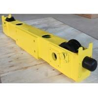 Hoist crane parts/Open Gear Single Girder Overhead Crane End Carriage for sale