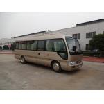 Enclosed Sightseeing Electric Minibus , Coaster Type Mini Electric Powered Vans for sale
