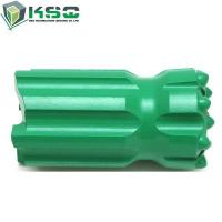 Green Mining Drill Bits R38 Spherical / Ballistic Buttons Dia 64 - 89mm for sale