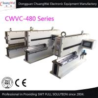 Lowest Cutting Stress PCB Separator with 300U Strains and 480mm Cutting Length for sale