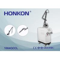 China High Uniform Spot Nd Yag Laser Tattoo Removal Machine For Pigmentation Correctors for sale