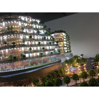 China Machine Cut Acrylic Architecture Model , Modern Architecture Model Building for sale