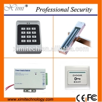 China Wiegand rfid standalone no software smart door access control system 1000 users rfid access control door access control wiegand for sale