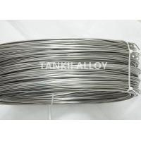 China IEC60584 Standard Thermocouple Bare Wire Type N Nicrsil Nisil 1.29mm for sale
