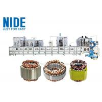 full aotumatic coil winding mahcine stator production line for  three phase washing machine for sale
