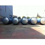 China Wood industry Wood Preservative Treatment , saturated steam wood  Autoclave for sale