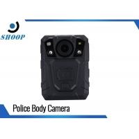 Ambarella H.265 Wifi Security Body Camera For Police Officers