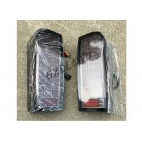 Plsatic 4x4 Aftermarket Accessories Isuzu D - max 2012 2019 LED Rear Tail Lights for sale