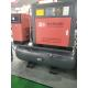 15kw Belt Driven Screw Air Compressor With Tank + Dryer + Filter Industrial For Medical for sale
