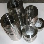 China ASTM B381 GR2 GR5 Titanium Forged Rings For Chemical Equipment Parts manufacturer