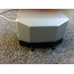 Peformance Curve Electric Air Pump silent valves , micro air compressor
