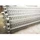 High Precision Chain Link Conveyor Belt , Metal Mesh Conveyor Belt Long Service Life for sale