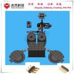 2 - Doors Copper PVD Vacuum Coating Machine Thermal Filament Evaporation for sale