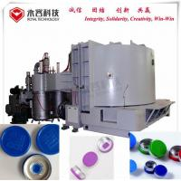 2 - Doors Thermal Evaporation Coating Unit Injection Plastic Bottles Caps for sale