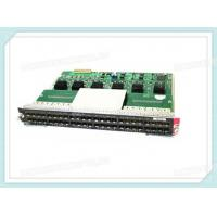 WS-X4448-GB-SFP Catalyst 4500 48-Port 1000Base-X (SFPs Optional) Base-X GE Linecard for sale