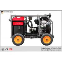 China TD-100 Hydraulic Portable Drilling Rig Max. Single Weight 120 Kg for sale