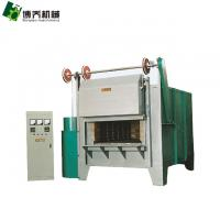 China Heat Treatment Bogie Hearth Furnace , Electric Resistance Furnace High Efficiency for sale