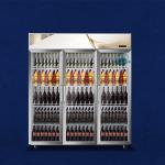 China Refrigerator beer beverage commercial glass door refrigerator upright beverage showcase for sale