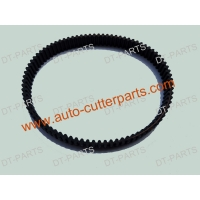 China Rubber Cutter Spare Parts Drive Belt 127974 For Ix6 Lectra Auto Cutter Machine for sale