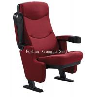 China Folding Comfortable Theatre Seating Chairs / Movie Theater Chairs for sale
