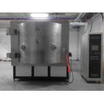 Silver / Chromium Thermal Evaporation Equipment, Plastic Metalizing Machine, UV based Plastic Vacuum Coating for sale