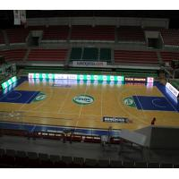 China Football Basketball Sports Perimeter LED Display P8 P10 P16 Advertising Panel supplier