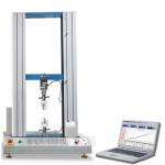 Mechanical Tensile Testing Machines , Electronic Tensile Strength Test Equipment for sale