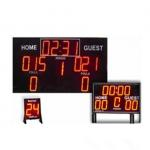 China College Digital Electronic Basketball Scoreboard Standard And Economy Model for sale