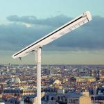 China automatic sweep dust proof labor saving high brightness LED aluminum solar street light for sale