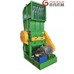 China 300 800mm Plastic Crusher Machine PP Sheet D2 Steel SKD-11 Blade Industrial for sale