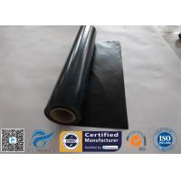 China Non Toxic PTFE Coated Fiberglass Fabric High Dielectric Strength for sale