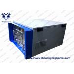 China Military Durable Waterproof Outdoor Jail GPS WIFI Cell Phone Signal Prison Jammer for sale