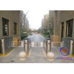 110 / 220volt auto Outdoor bi-directional Handicapped Access Controller Swing Turnstile Barrier for sale
