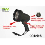 OEM Floatable IP66 LED Rechargeable Spotlight With Locking Function for sale