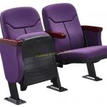 China Low Back Modern Auditorium / Movie Theater Chairs Customized Color for sale