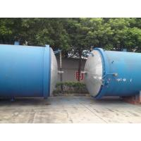 China AAC Autoclave Pressure Vessel For AAC Block , High Pressure and temperature,size 2.68MX38M for sale