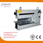 Pneumatic V - Groove Sticker Cutting Machine with Capacity Counter Function for sale