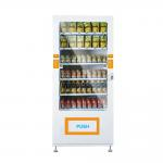 China Coin Operated 24 Hours Conveyor Vending Machine With Cashless Payment Systems for sale